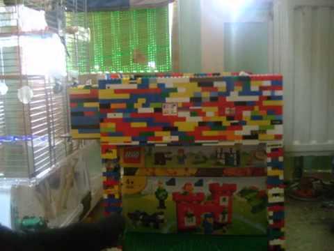 Huis van lego maken voor je parkiet youtube for Huis aantrekkelijk maken voor verkoop