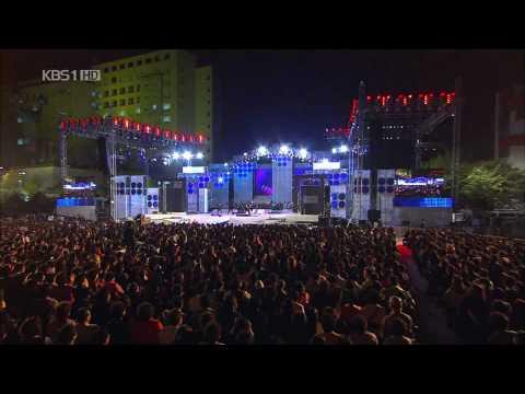 [HD] LEE JUNG HYUN - 미쳐 & WA (LIVE 19.10.2008)
