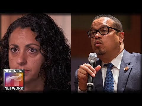 Keith Ellison Makes STUNNING Admission! He May Have To Drop Out Of Race Now