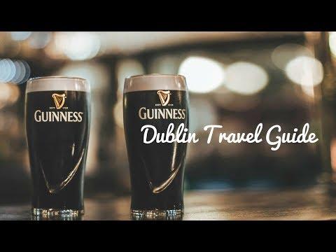 Dublin Travel Guide: Things To Do In Dublin For Free + Guinness Storehouse