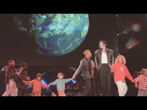 Download Michael Jackson - HIStory World Tour - Live in Basel (July 25, 1997) 60fps
