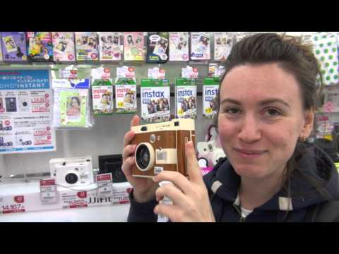 Fujifilm Instax SQ 10 обзор, характеристики, цена