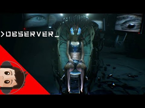 TUTTO: Observer - LIVE Gameplay ITA (completo)
