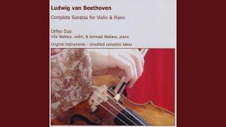 Sonata in a minor, Op. 23: II. Andante scherzoso più Allegretto