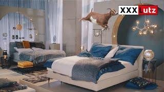 """XXXLutz TV Spot 2020 - Wünsch dir was """"Bockspringbett"""""""