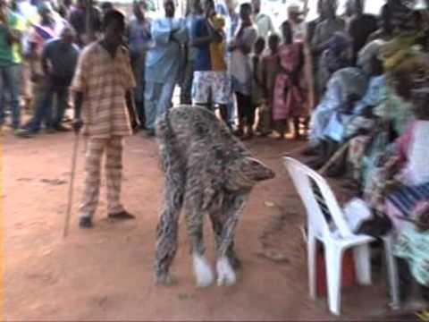 Egungun Festival - Ilishan Remo, Ogun State, Nigeria -Part 2