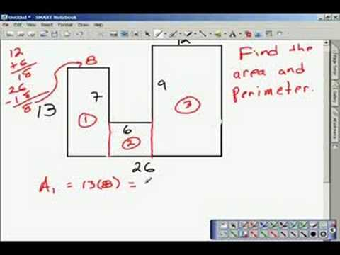 How to find maximum area given the perimeter find area of how to find maximum area given the perimeter find area of irregular shape youtube ccuart Gallery