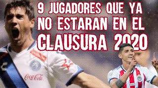9 Jugadores Que la Liga MX va a EXTRAÑAR en este Clausura 2020, Boser