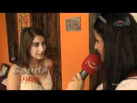 Hazal Kaya interview with TV channel TRT Arapça   YouTube