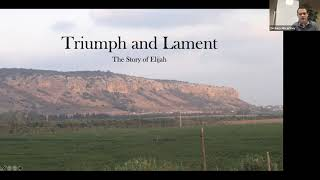 Sunday, May 3rd  Bible Class: Triumph and Lament