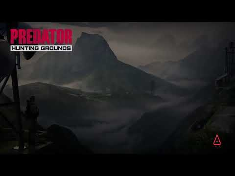Predator hunting grounds game play |