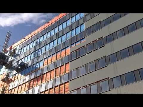 Voortgang nieuwbouw Campus Waalhaven Rotterdam