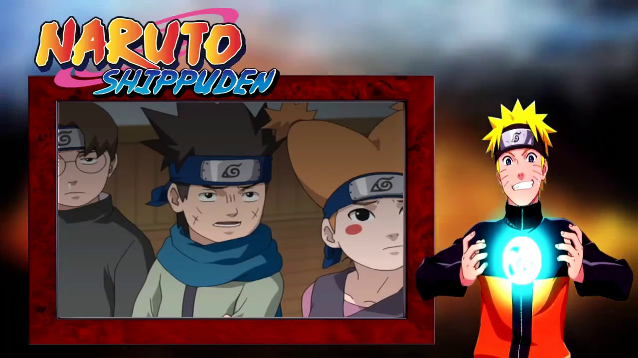 Naruto Episode 1 English Dub Youtube