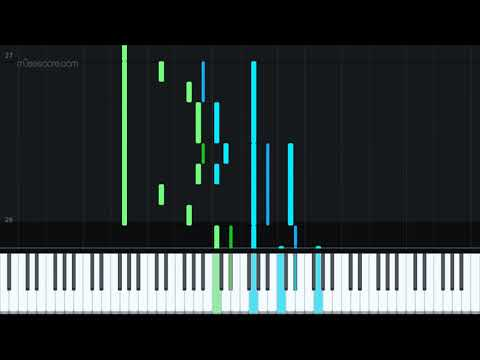 Dance by By Arthur Breur (BMI) [Piano Tutorial + Sheet music] thumbnail