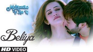 Beliya Video Song | Mehrunisa V Lub U |  Danish Taimoor, Sana Javed, Jawed sheik