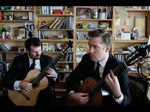 Dublin Guitar Quartet: NPR Music Tiny Desk Concert