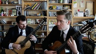 Dublin Guitar Quartet: NPR Music Tiny Desk Concert