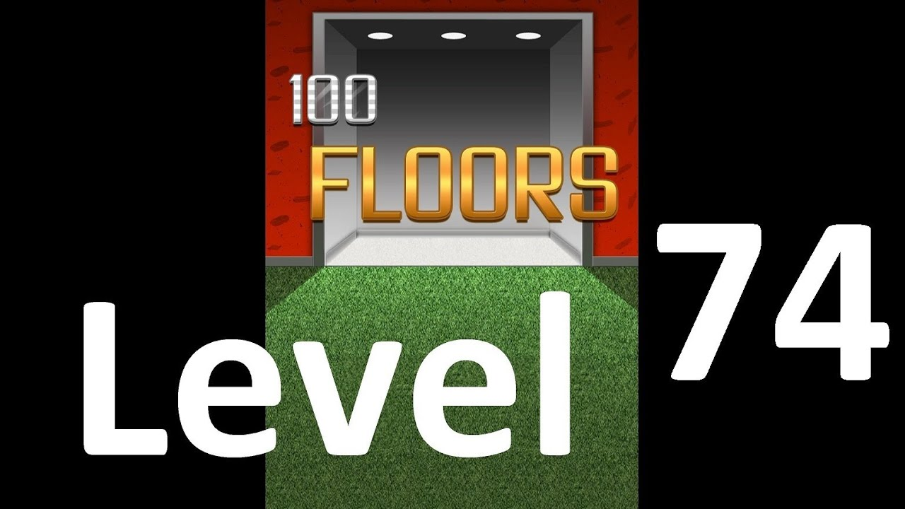 100 Floors Level 74 Android 100 Floors Level Solution