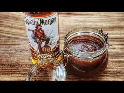 128 Captain Morgan BBQ Sauce
