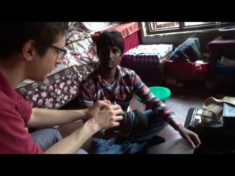 Travel video #16 - Nepal, a very eventful day in Kathmandu