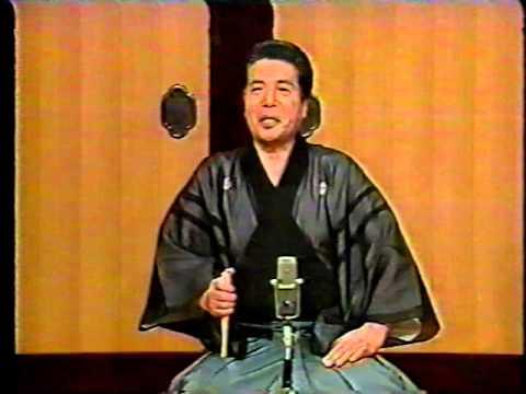 【落語】三遊亭圓楽(5代目)sanyuutei enraku「中村仲蔵nakamuranakazou ...