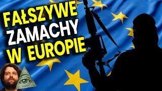 Fałszywe Zamachy w Europie. Zastrzelony Wstaje z Martwych - Plociuch Spiskowe Teorie Pieniądze Film