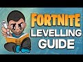COMMON MISTAKES WHEN LEVELING IN FORTNITE - Fortnite Save the World Leveling Tutorial Guide