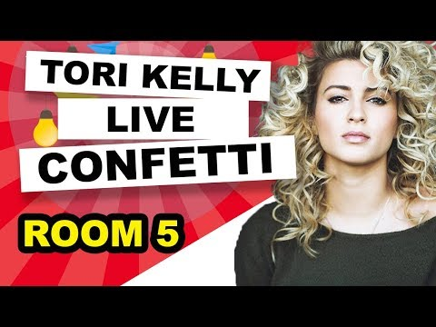 Tori Kelly - Confetti LIVE at the Room 5 Lounge 6-15-12