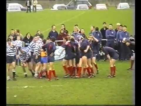 Rugby 1998 Scottish Schools Cup Final Merchiston Castle V Edinburgh Academy