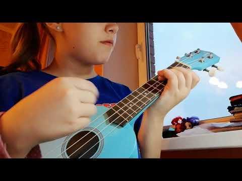СЕТИ-Gone. Fludd (ukulele cover)