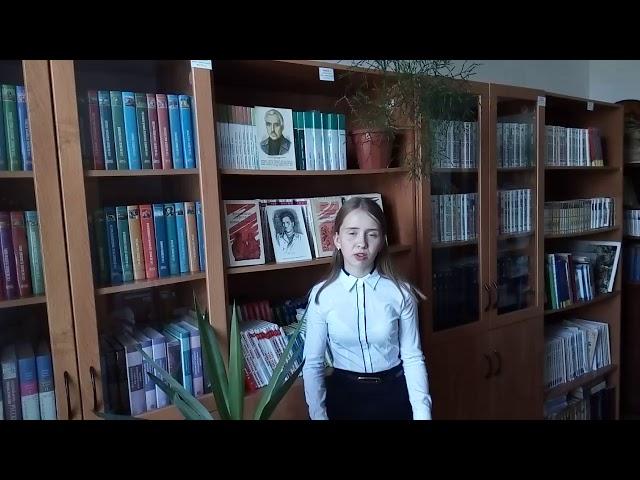 Изображение предпросмотра прочтения – ЕкатеринаКомарова читает произведение «Жди меня, и я вернусь» К.М.Симонова