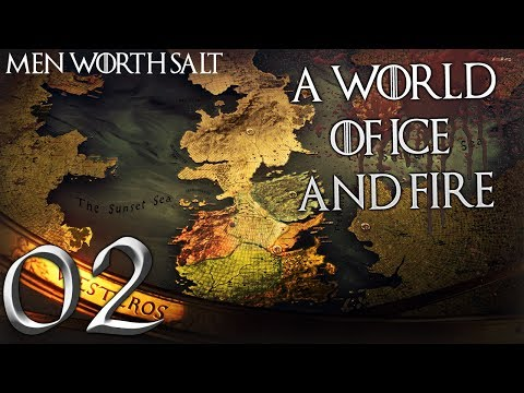 The Salty Ambitions of House Salthill - A World of Ice and Fire Gameplay #2