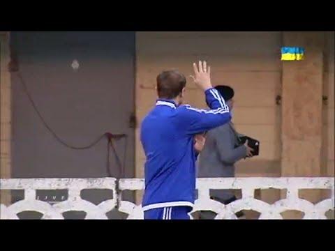 Гусев и ультрас Шахтера
