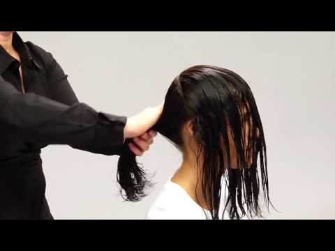 Aveda How-To   All Day Straight Hair With Smooth Infusion