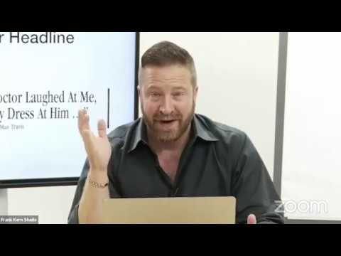 Frank Kern: How To Write Ads That Convert!
