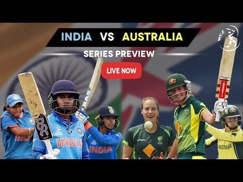 India vs Australia - Series Preview