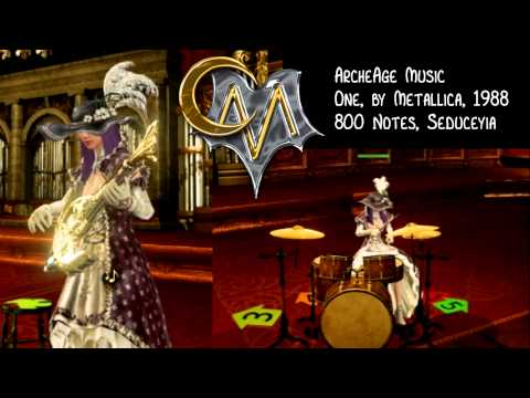 [ArcheAge Music] - One, by Metallica