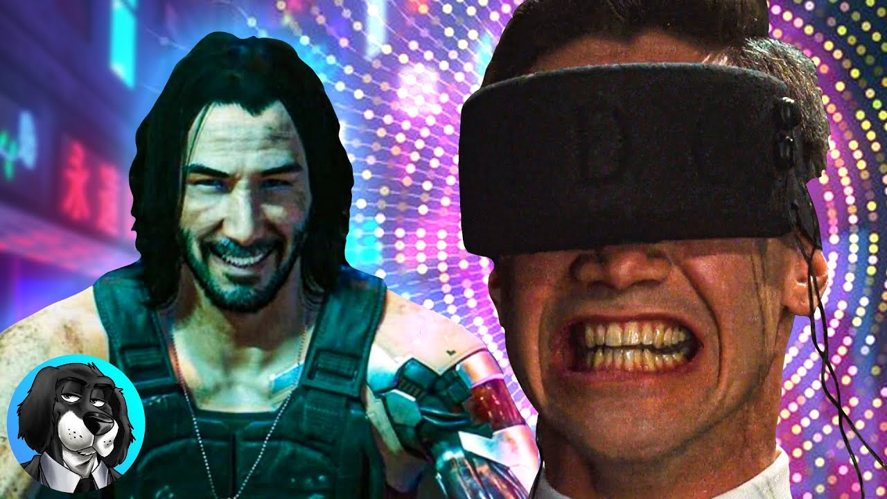 Download Keanu Reeves's Awful Cyberpunk Movie - Johnny Mnemonic   Cynical Reviews