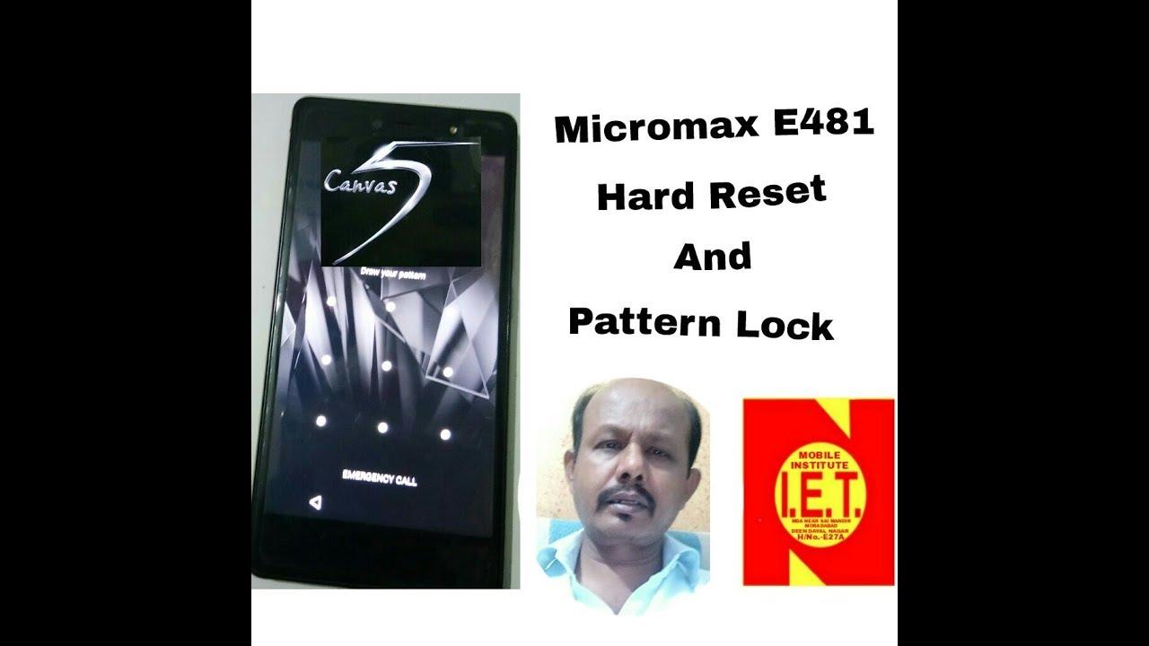 Micromax Canvas 5 E481 Unlock Videos - Waoweo