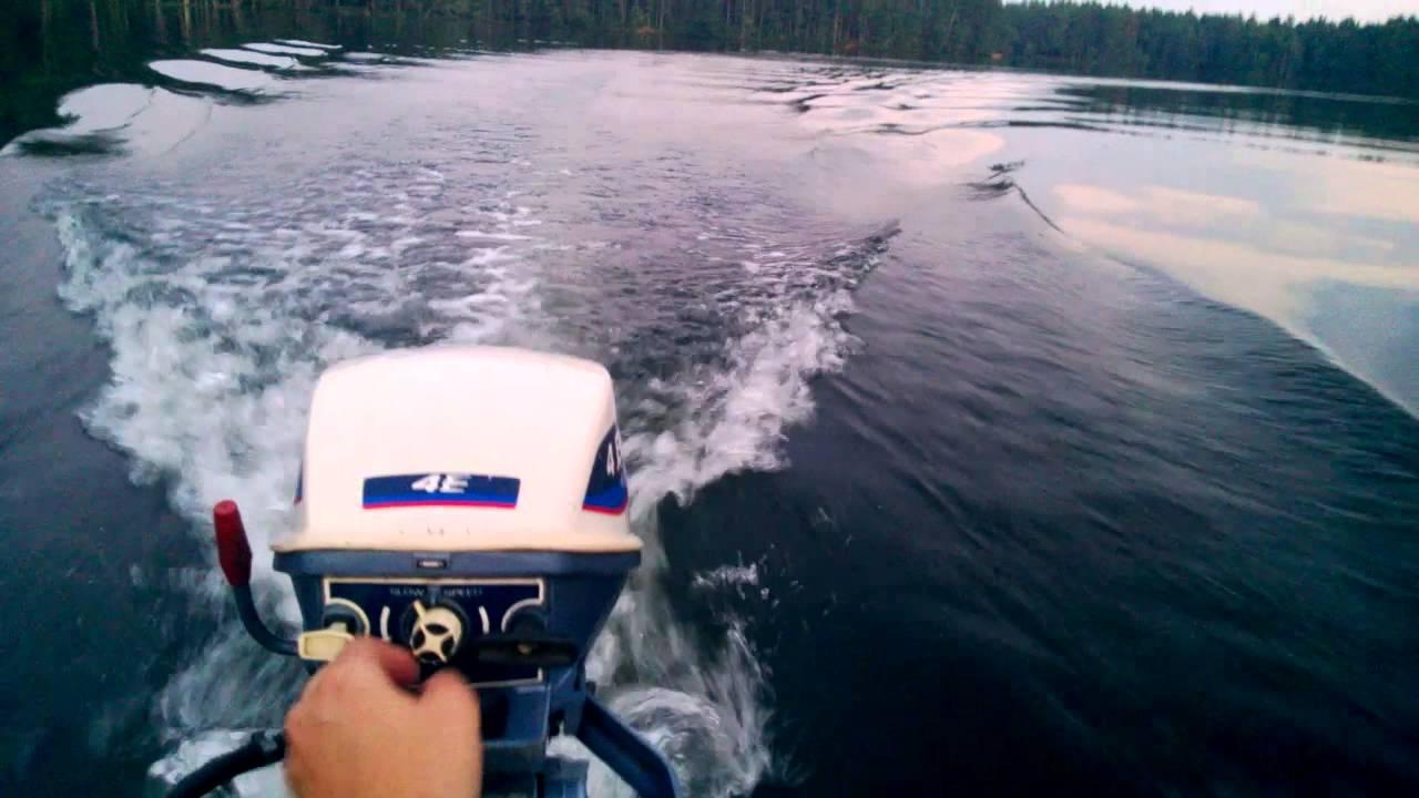 Hd 1975 evinrude 4hp outboard doovi for Johnson marine italia