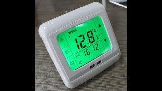 Полный обзор терморегулятора для теплого пола