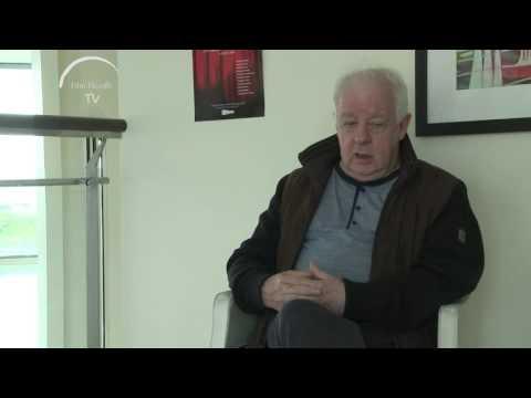 Jim Sheridan at the 2016 Galway Film Fleadh