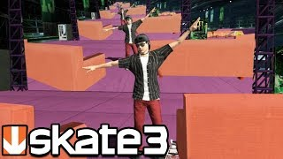 Skate 3: NEW CUSTOM PARKS!
