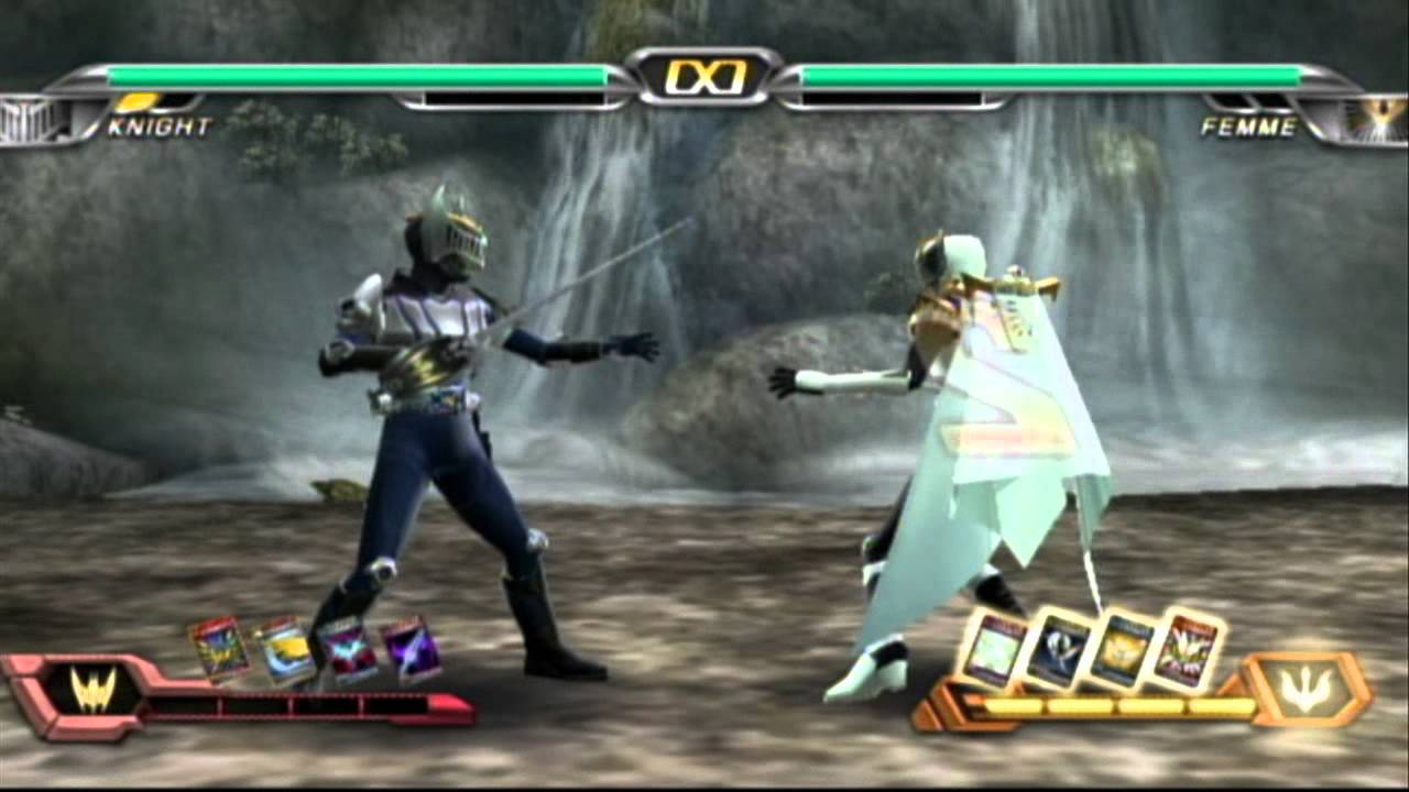 Kamen Rider Climax Heroes Ooo Knight Vs Femme Youtube