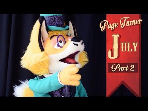 July Page Turner Pt. 2
