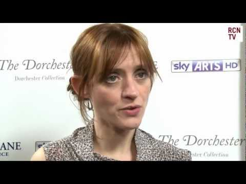 Anne-Marie Duff Interview - Parade's End & Before I Go To Sleep