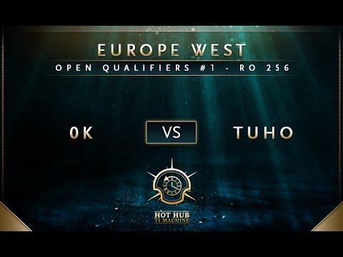 0k Vs Tuho - The International 7: Open Qualifiers #1 EU: Round Of 256 - @Bkop92