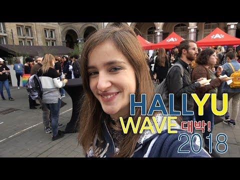 [ENG SUB] Vlog Hallyu Wave Antwerp 2018 (Belgium)