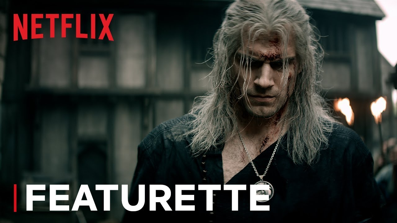 The Witcher | Character Introduction: Geralt of Rivia | Netflix thumbnail