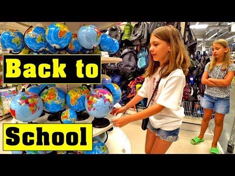 ПОКУПКИ К ШКОЛЕ / БЭК ТУ СКУЛ 2019 / Канцелярия к школе / BACK TO SCHOOL!